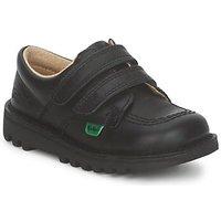 Încăltăminte Copii Pantofi sport Casual Kickers KICK LO VELCRO Negru