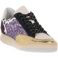 Pantofi Femei Pantofi sport Casual At Go GO 4175 DUCK ORO Beige