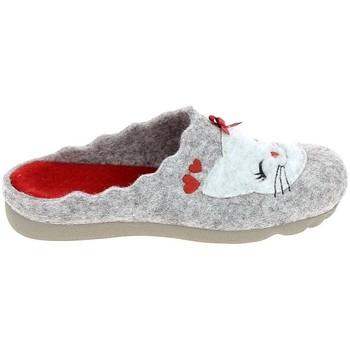 Pantofi Femei Papuci de casă Boissy JH65458 Gris Gri