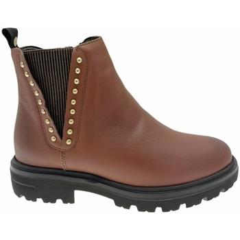 Pantofi Femei Botine Calzaturificio Loren LOC3955ma marrone