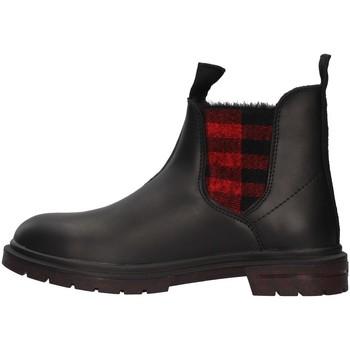 Pantofi Femei Botine Wrangler WL12561A-289 BLACK