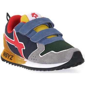 Pantofi Fete Sneakers W6yz 2B08 JET VL J DARLK GREY Grigio