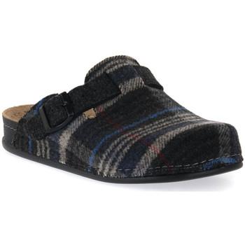 Pantofi Femei Papuci de casă Grunland ASFALTO A6REPS Grigio