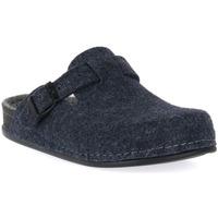 Pantofi Femei Papuci de casă Grunland BLU A6REPS Blu