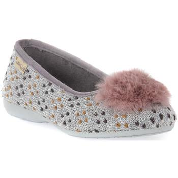 Pantofi Femei Papuci de casă Grunland GRIGIO 57TAXI Grigio