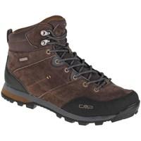 Pantofi Bărbați Drumetie și trekking Cmp Alcor Mid Cafenii