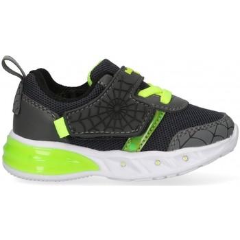 Pantofi Băieți Sneakers Bubble 58921 Gri