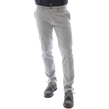 Îmbracaminte Bărbați Pantaloni  Sei3sei 6OYSTER E1669 Gri