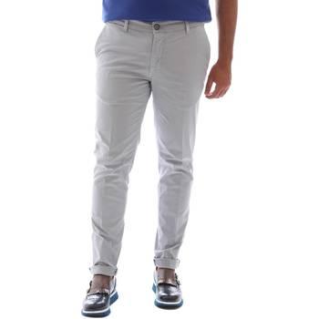 Îmbracaminte Bărbați Pantaloni  Sei3sei 6OYSTER E1648 Gri