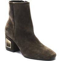Pantofi Femei Ghete Vic 1R6000D.R18Q040350 marrone