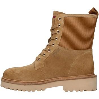Pantofi Femei Cizme casual Blauer F1IVY01/SUE BEIGE
