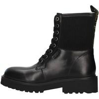 Pantofi Femei Ghete Blauer F1IVY01/LEA BLACK