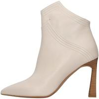 Pantofi Femei Botine Albano 1007A WHITE