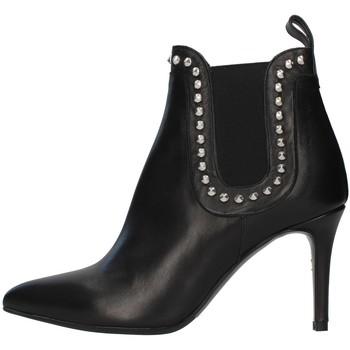 Pantofi Femei Botine Albano 1078A BLACK