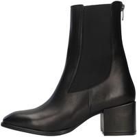 Pantofi Femei Botine Albano 1056A BLACK
