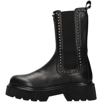 Pantofi Femei Botine Albano 2023A BLACK