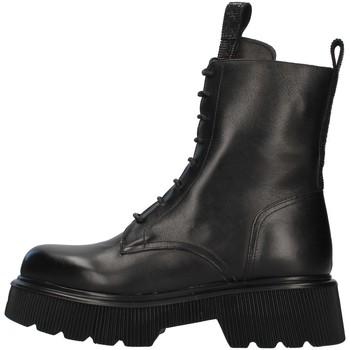 Pantofi Femei Botine Albano 1083A BLACK