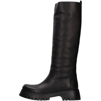 Pantofi Femei Cizme casual Albano 1075A BLACK