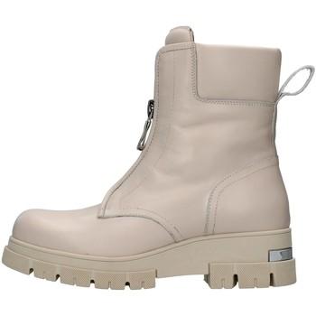 Pantofi Femei Botine Albano 1084A WHITE
