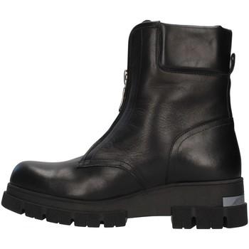Pantofi Femei Botine Albano 1084A BLACK