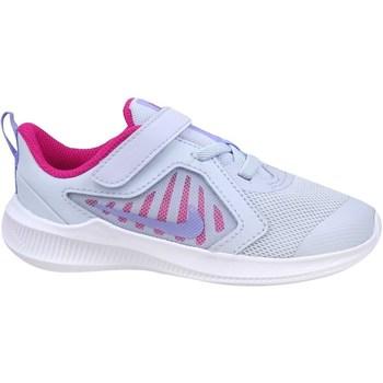 Pantofi Copii Pantofi sport Casual Nike Downshifter 10 Alb