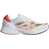 Pantofi Femei Trail și running adidas Originals Chaussures de running femme  Adizero Adios 6 Tokyo blanc/or métallisé/rouge solaire