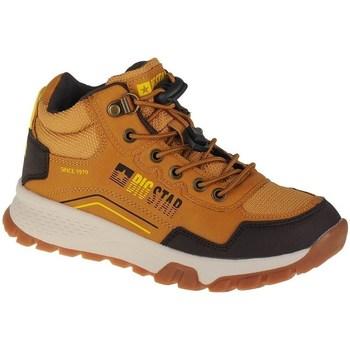 Pantofi Copii Pantofi sport stil gheata Big Star II374054 Culoarea mierei