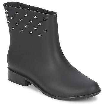 Pantofi Femei Ghete Melissa MOON DUST SPIKE Negru
