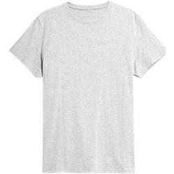 Îmbracaminte Bărbați Tricouri mânecă scurtă 4F TSM352 Gri
