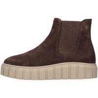 Pantofi Femei Botine Bueno Shoes WT3403 BROWN