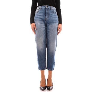 Îmbracaminte Femei Jeans boyfriend Manila Grace J414D6 BLUE