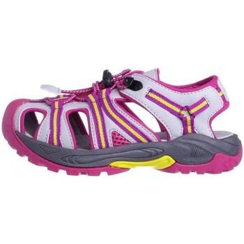 Pantofi Copii Sandale  Cmp Aquarii Hiking Alb, Roz