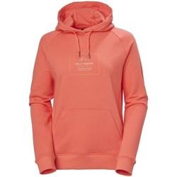 Îmbracaminte Femei Hanorace  Helly Hansen F2F Cotton Hoodie Roșii