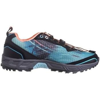 Pantofi Femei Drumetie și trekking Cmp Trail Albastre