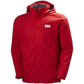 Îmbracaminte Bărbați Jacheta de vânt Helly Hansen Dubliner Jacket Roșii