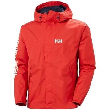 Îmbracaminte Bărbați Jacheta de vânt Helly Hansen Ervik Jacket Roșii