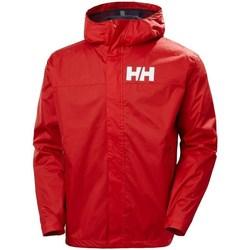 Îmbracaminte Bărbați Jacheta de vânt Helly Hansen Active 2 Jacket Roșii