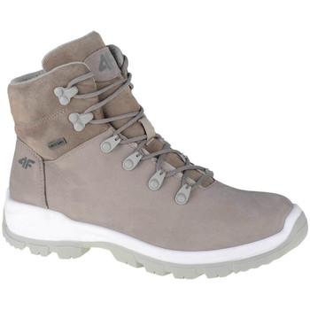 Pantofi Femei Drumetie și trekking 4F Women's Trek Grise