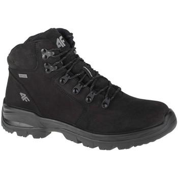 Pantofi Femei Drumetie și trekking 4F Women's Trek Noir
