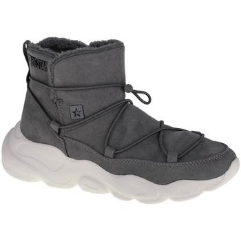 Pantofi Femei Cizme de zapadă Big Star Shoes Grise