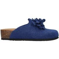 Pantofi Femei Papuci de casă Bionatura 12CANAZ-FI-FLB88 BLUE