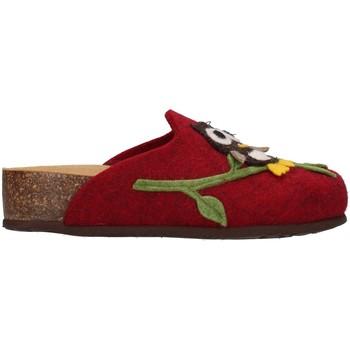 Pantofi Femei Papuci de casă Bionatura 12GUFO-I-FELB503 BORDEAUX