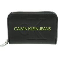Genti Femei Portofele Calvin Klein Jeans Sculpted Mono Med Negre