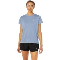 Îmbracaminte Femei Tricouri mânecă scurtă Asics Core SS Top Bleu