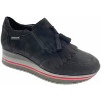 Pantofi Femei Mocasini Mephisto MEPHOMEGAne nero