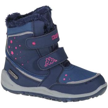 Pantofi Fete Ghete Kappa Cui Tex K Bleu marine