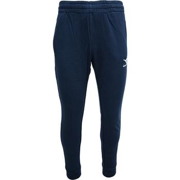 Îmbracaminte Bărbați Pantaloni de trening Diadora Cuff Core Albastru