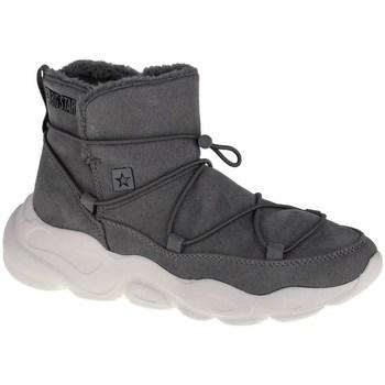 Pantofi Femei Pantofi sport stil gheata Big Star II274264 Gri