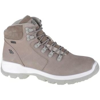 Pantofi Femei Pantofi sport stil gheata 4F OBDH253 Bej