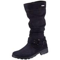 Pantofi Copii Cizme de zapadă Ricosta Riana Negre